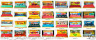 Various Custom Display for LESNEY MATCHBOX Battle Speed KING SIZE Die-Cast Model