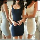 Sexy Women Summer Casual Sleeveless Party Evening Cocktail Short Mini Dress
