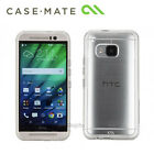 Genuine Case-Mate Naked Tough Case Cover for HTC One M9 Casemate