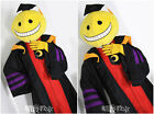 Ansatsu Kyoushitsu Assassination Classroom Korosensei Cosplay Coat Full Set New