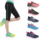 LADIES WOMENS GIRLS TRAINERS SPORTS PERFORMANCE TRAINING SHOES SIZE 3 4 5 6 7 8
