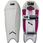 GUNN & MOORE 606 Mens Kids Cricket Wicket Keeping Pads Leg Guards