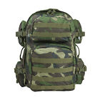 VISM MOLLE 2 Day Tactical Back Pack Camping Outdoor