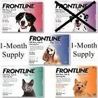Frontline TOP SPOT 1-Month Flea and Tick Control for Dogs Or Cats