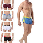 8MIL Men Summer Home Casual String Sports Running Gym Shorts Pants Underwear