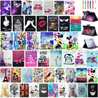 Flower Universal PU Leather Stand Case Cover For Verizon Ellipsis 7 RCA Tablet