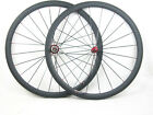 25mm width 38mm clincher carbon bicycle wheels with carbon hub