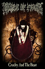 Cradle Of Filth Poster Flag - Fabric Banner Darkly Cruelty Beast Hammer Witches