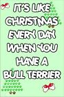 It's Christmas Every Day When You Have A Dog (A-J) Fridge Magnet Gift/Present