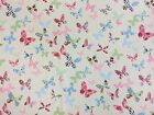 Prestigious Textiles Butterfly 100% Cotton Curtain Upholstery Fabric | Pink