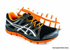 Asics Gel-Blur33 2.0 running shoes sneakers for men - Black / White / Orange