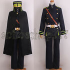 Seraph of the End Owari no Seraph Yūichirō Hyakuya Cosplay Costume Whole Set New