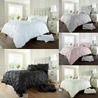 Duvet Cover Bedding Set With Pillow Case Quilt Cover Single Double King S.king