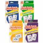 New Math Flash Cards(Addition, Subtraction, Division, Multiplication) You Choose