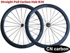 R36 Straight Pull hub 50mm Tubular carbon road wheels 20.5mm,23mm,25mm rim width