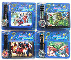 Lot avengers kids Watches and wallets sets Purse Children cartoon Wristwatches