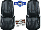 1969 Cutlass Holiday S Front ONLY Seat Upholstery Covers - PUI New