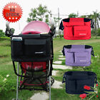 Baby Pram Organizer Bag Cup Holder Stroller Pushchair Storage Universal Buggy fa