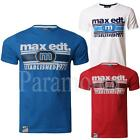 Max Edition Puff Print Crew Neck T-Shirt  Mens Size