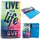 Universal Wallet Flip PU Leather Case Cover For Motorola Droid Ultra/Maxx XT1080