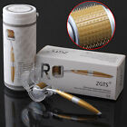 ZGTS Derma Roller Titanium Needle - Anti Ageing Scar Acne Wrinkle Cellulite CE