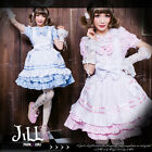 japan lolita anime cosplay Going Merry anchor print apron dress costume HA154