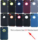 New Defender Series Case w / Belt Clip FOR Apple iPhone 6 / iPhone 6 plus GENERIC