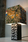 Handmade The Stone Roses Lamp + Album/Single Cover Lampshade. Brown, Squire Mani