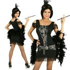 Adult Roaring 20s Flapper Costume 1920s Charleston Dress Up Gatsby Party Outfit
