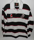 Lucy Rugby Sport 2009 Hong Kong Dragon Long Sleeve Mens Medium Polo Shirt