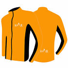 Men's Cycling Jersey Top Thermal Cycle Bike Bicycle Winter Racing Top Shirt
