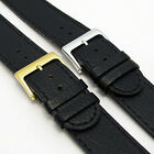 Super long XXL Genuine Leather Watch Strap Band Choice of sizes FREE UK POST