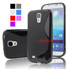 New S-Line Soft TPU Gel Case  Skin Cover For Samsung Galaxy S4 i9500