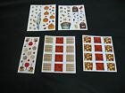 CREATIVE MEMORIES STICKERS Autumn Medley,  Boys 1st year,  Football  More!