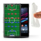 STUFF4 Gel/TPU Case/Cover for Sony Xperia Z1/Games