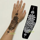 1pc Lots Style Professional Mehndi India Henna Stencils Tattoo Hand Arm Template $2.99 USD on eBay