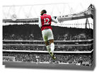 THIERRY HENRY CANVAS PRINT POSTER PHOTO WALL ART ARSENAL FA CUP GOAL FOOTBALL