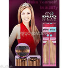 APLUS Human Remy DUO CLIP Extensions 14""