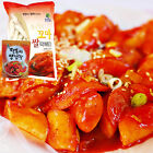 Gangwon, Korean TOPOKKI+Sweet Sauce,Rice Cake,Not spicy, Korean Food