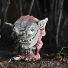 "MINIATURE / GNOME  /FAIRY GARDEN ""SNERT, OLLIE AND/OR GRIF TROLL"" NEW"