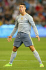 Cristiano Ronaldo - Real Madrid - 2015/16 - A1/A2/A3/A4 Poster / Photo Print