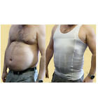 Men's Body Shaper Slimming Vest Abdomen Compression Vest Shi