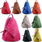 Ladies Designer New Vintage Style Backpack Rucksack School Bag