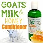 earthbody GOATS MILK & HONEY CONDITIONER ~ 100% PURE ~ NATURAL ~ ORGANIC.
