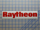 "Raytheon Replacement Decal Sticker 10.4"" X 1.9"" Radar Dome Plotter Chartplotter"