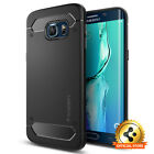 Spigen [Rugged Armor] Shockproof Cover TPU Case For Samsung Galaxy S6 edge Plus