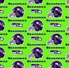 """NFL National Football League 60"""" Wide Cotton Fabric by Fabric Traditions!"""
