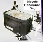Sports Cycling Bike Bicycle Front Basket Handlebar Bar Bag Outdoor Panniers UK