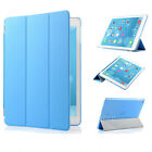 Slim Leather Magnetic Smart Case Cover Sleep /Wake For Apple iPad Air 2 3 4 Mini