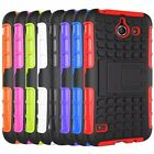 Hybrid Impact Armor Rugged Hard Case Stand Cover For Huawei Ascend Y550